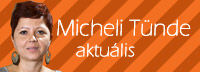 Micheli Tünde jegyzete